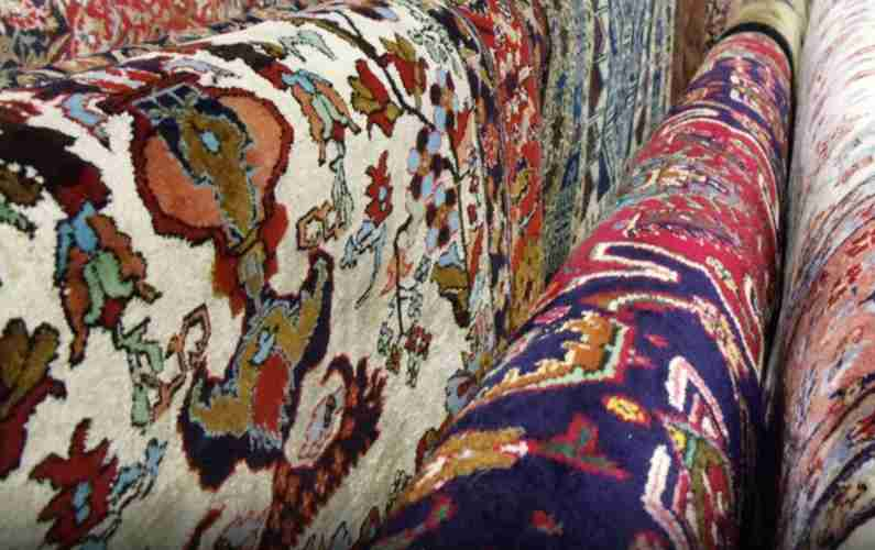 East Bay Oriental Rug Cleaning Storage