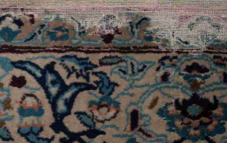 East Bay Oriental Rug Cleaning Moth Damage